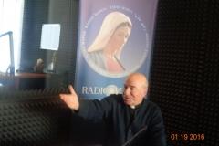 Drejtori i Radio Maria Kosovë Don Lush Gjergji