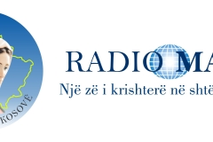 Logo -Radio Maria Kosovë